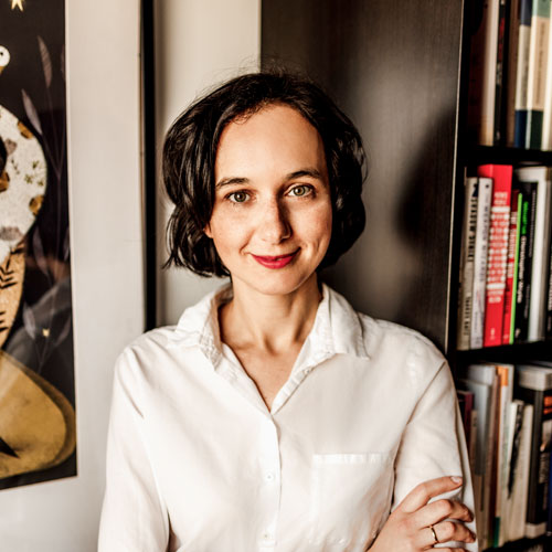 Magdalena Migda psycholog